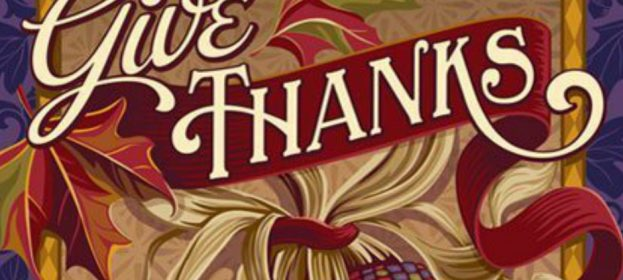 Give Thanks With Gorgeous Decorative Flags