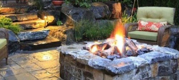 Gather Around These Great Fire Pits
