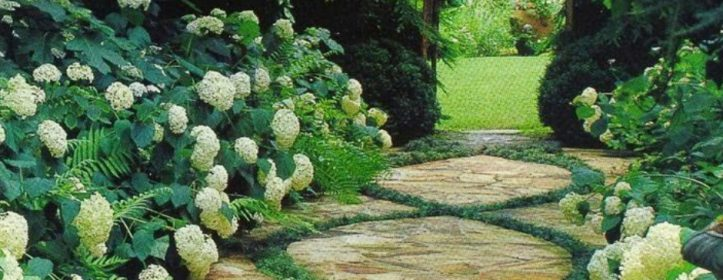 9 Gorgeous Garden Paths