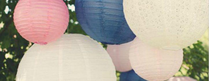 Lovely Summer Lanterns