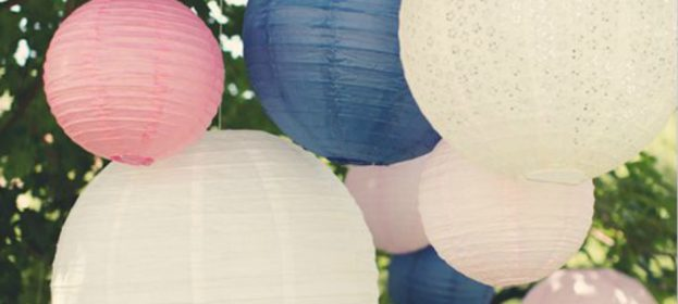 Lovely Summer Lanterns