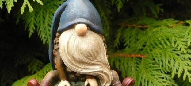 The Colorful History Of Garden Gnomes