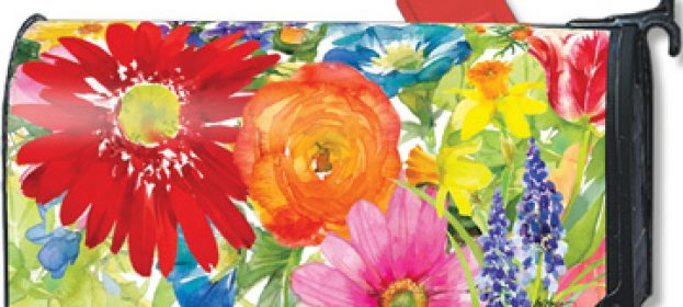 Spring Mailbox Covers for Your Home