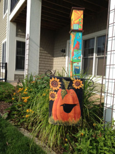 It's Fall Decorative Garden Flag
