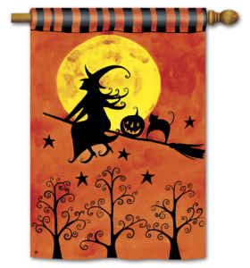 Witch's Ride Flag