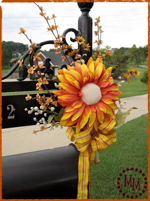 decorating your mailbox for autumn flagsonastickblogcom
