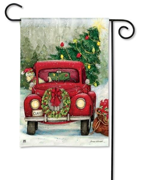 Christmas Decorative Garden Flag