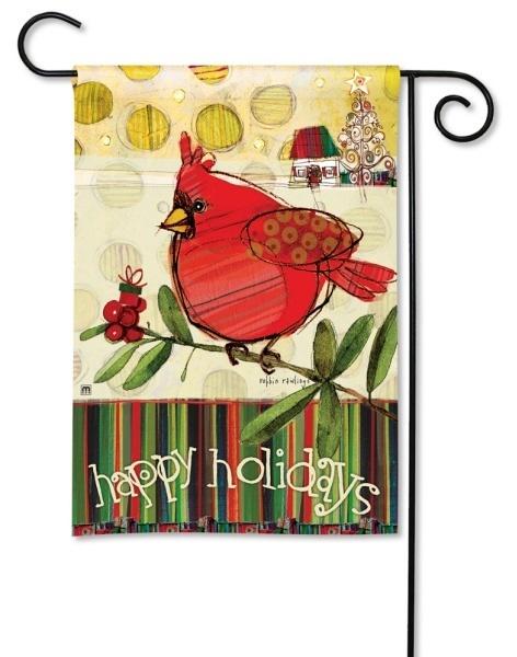 Christmas Decorative Flag