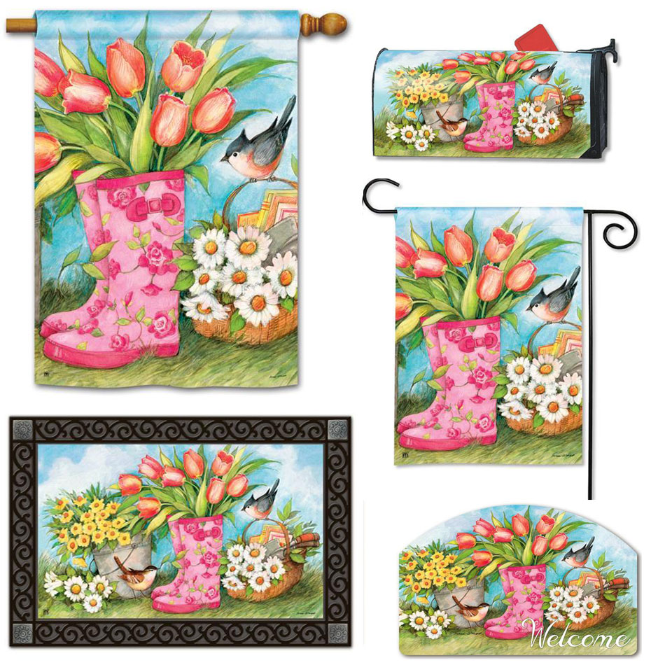Artist-Susan-Winget-Garden-Boots-Collection