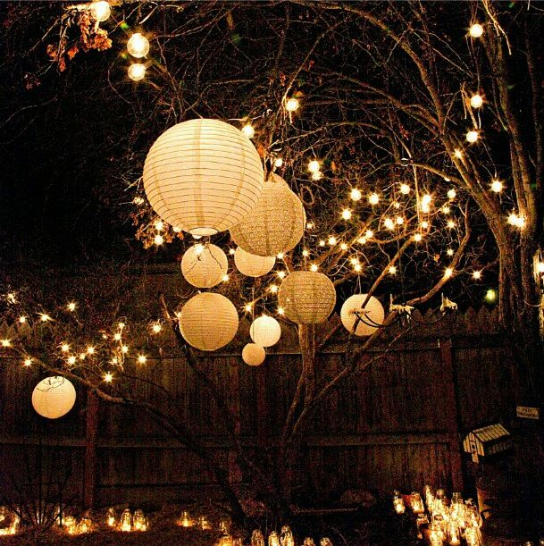 Outdoor lighting for your garden flagsonastickblog outdoor lighting aloadofball Images