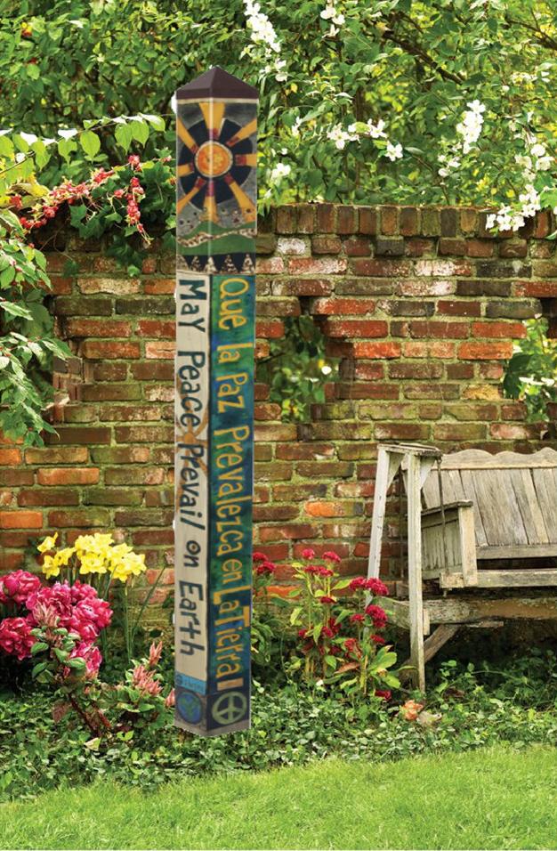 Amazing Garden Art Sculptures - flagsonastickblog.com