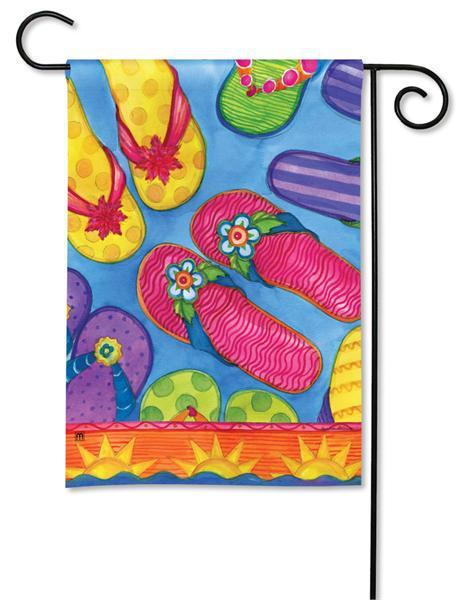Flip Flop Decorative Flags