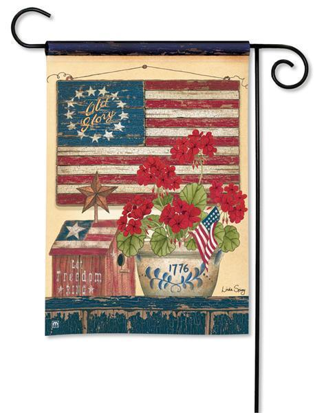 Patriotic Decorative Flag