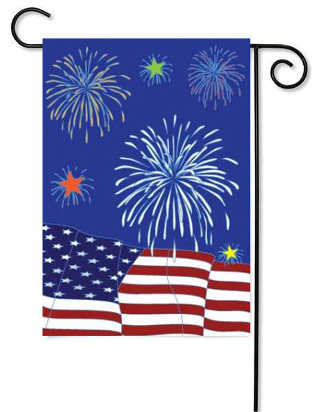Patriotic Decorative Flags For 4th of July