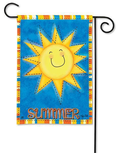 Summer Garden Flag