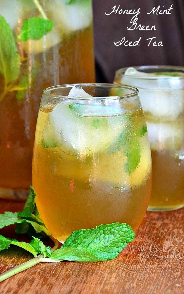 Kick the habit of soda this summer with this refreshing summer drink recipe