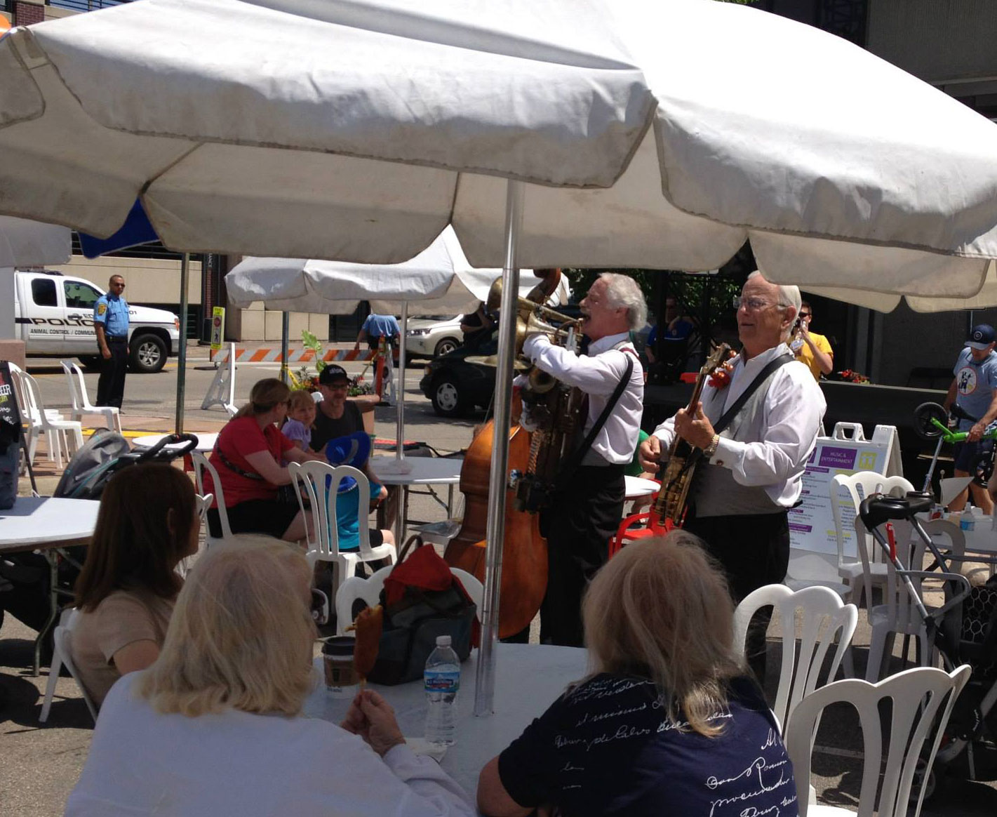 Music at Edina Art Fair