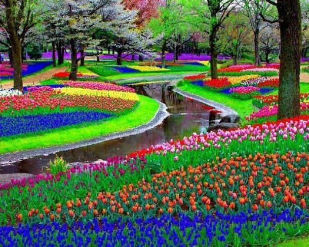 gardens around the world