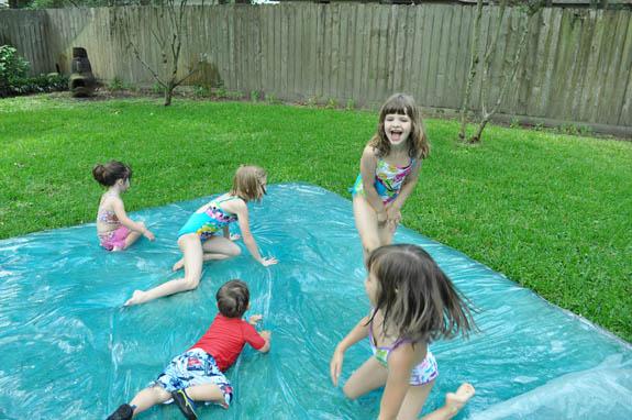 summer activities DIY water Blob