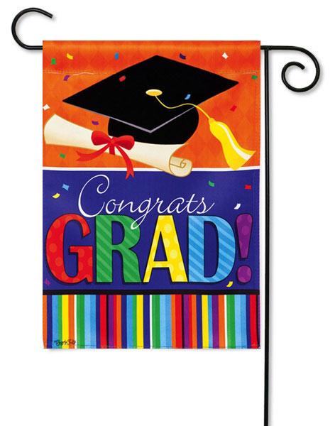 Graduation Flag www.flagsonastick.com