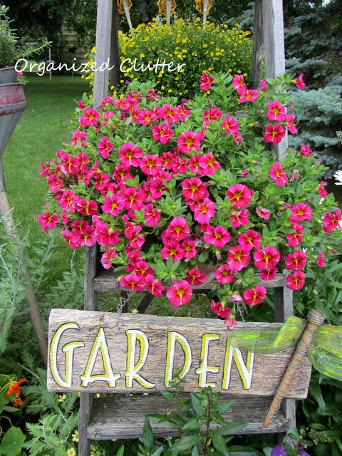 Rustic Garden Signs Blog.flagsonastick.com