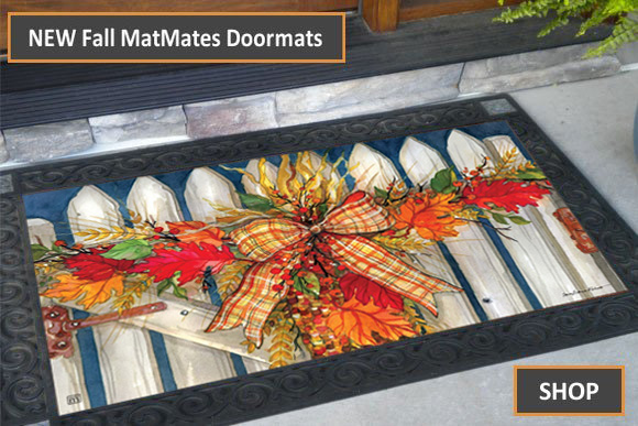 Autumn Gate Fall Door Mats