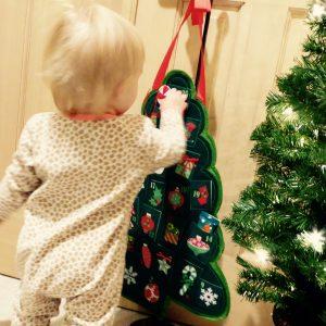 Advent Calendar and Tree