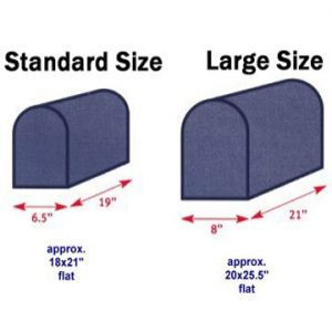 Standard Size Mailbox Covers and Large Size Mailbox Covers