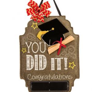 Graduation Felt Door Decor